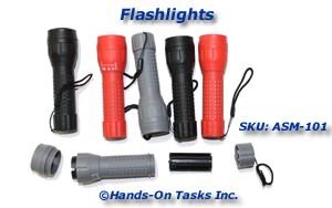 Flashlight Assembly Activity