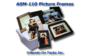 Picture Frame Assembly Activity