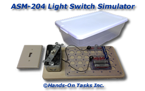Light Switch Simulator Assembly Activity