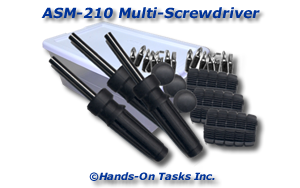 Multi-Screwdriver Assembly Activity