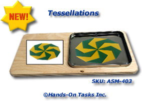 Tessellations Assembly Activity
