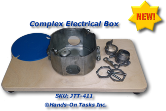 Complex Electrical Box Assembly Activity