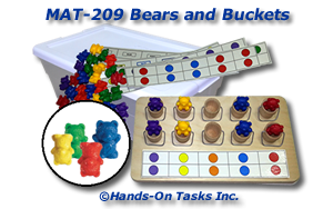 Counting Bears Matching Activity