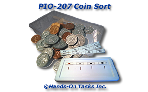 Sorting Coins Put-In Activity