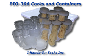 Corks and Containers Put-In Activity