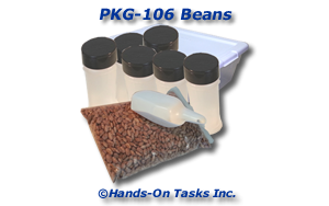 Bean Packaging Activity