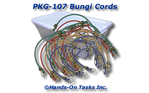 Bungi Cord Packaging Activity