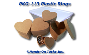 Plastic Ring Packaging Activity