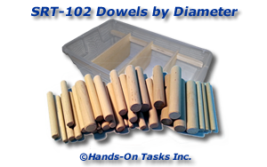 Sorting Dowels by Diameter