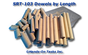 Sorting Dowels by Length